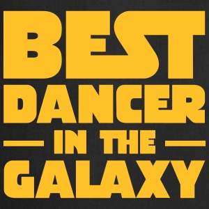 Best Dancer In The Galaxy Camisetas - Delantal de cocina