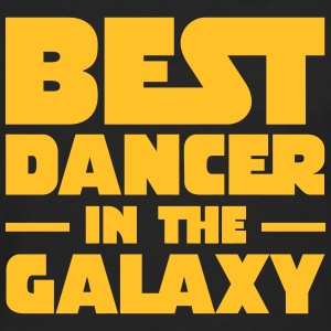 Best Dancer In The Galaxy Camisetas - Camiseta de manga larga premium hombre