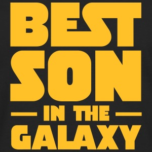 Best Son In The Galaxy T-Shirts - Men's Premium Longsleeve Shirt
