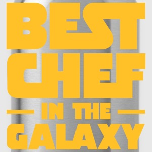 Best Chef In The Galaxy T-shirts - Vattenflaska