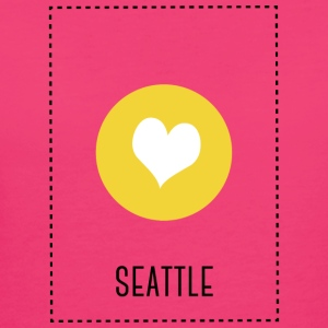I Love Seattle Bags & Backpacks - Women's Organic T-shirt