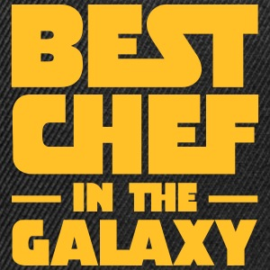 Best Chef In The Galaxy T-Shirts - Snapback Cap