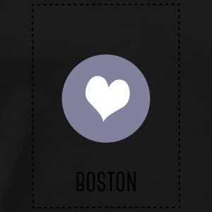 I Love Boston Bodys Bébés - T-shirt Premium Homme