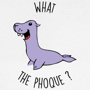 what the phoque Tee shirts - Casquette classique