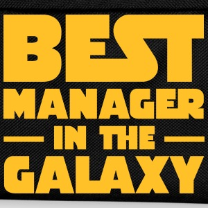 Best Manager In The Galaxy T-shirts - Rugzak voor kinderen