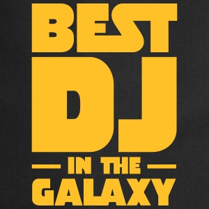 Best DJ In The Galaxy T-skjorter - Kokkeforkle