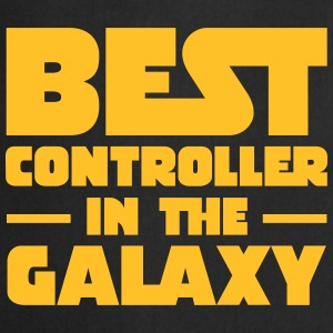 Best Controller In The Galaxy T-shirts - Forklæde