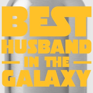 Best Husband In The Galaxy T-Shirts - Water Bottle