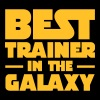 Best Trainer In The Galaxy T-Shirts - Women's Premium T-Shirt
