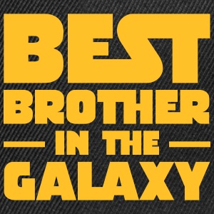 Best Brother In The Galaxy Camisetas - Gorra Snapback