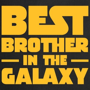 Best Brother In The Galaxy Camisetas - Delantal de cocina