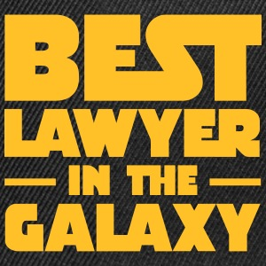 Best Lawyer In The galaxy Koszulki - Czapka typu snapback