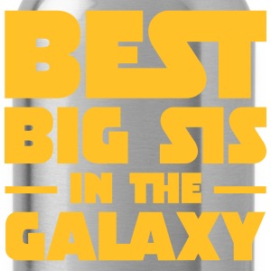 Best Big Sis In The Galaxy T-shirts - Vattenflaska
