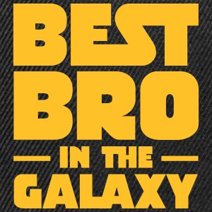 Best Bro In The Galaxy T-shirts - Snapback cap