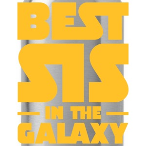 Best Sis In The Galaxy Camisetas - Cantimplora