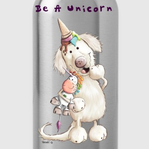 Be A Unicorn Pullover & Hoodies - Trinkflasche