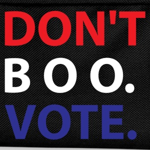 Dont Boo. Vote. T-Shirts - Kids' Backpack