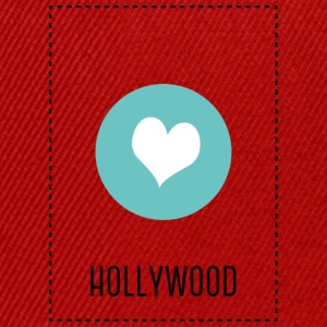 I Love Hollywood Long Sleeve Shirts - Snapback Cap