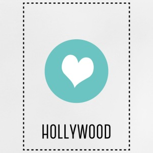 I Love Hollywood Shirts - Baby T-shirt