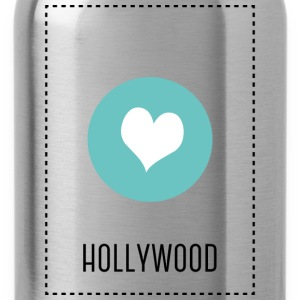 I Love Hollywood Bags & Backpacks - Water Bottle