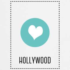 I Love Hollywood Camisetas - Delantal de cocina