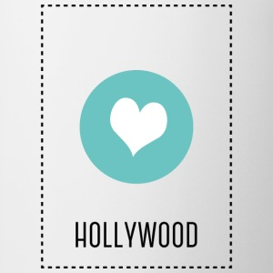 I Love Hollywood T-shirts - Kop/krus