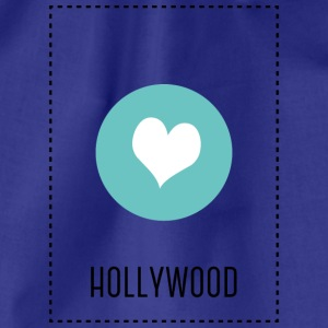 I Love Hollywood T-Shirts - Turnbeutel