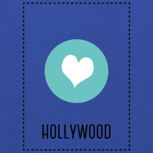 I Love Hollywood T-Shirts - Kinder Premium Hoodie