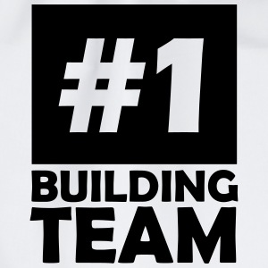 number one building team T-Shirts - Drawstring Bag