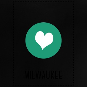 I Love Milwaukee Shirts - Baby T-shirt