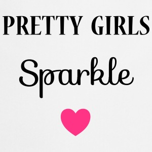 Pretty Girls Sparkle Topper - Kokkeforkle