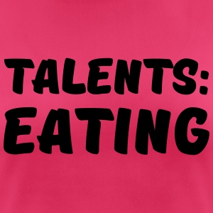 Talents: Eating Sportkleding - vrouwen T-shirt ademend