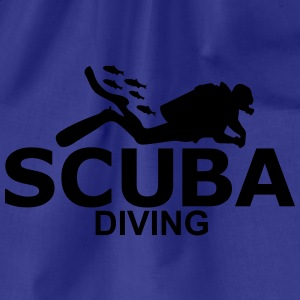 scuba diving T-shirts - Gymtas