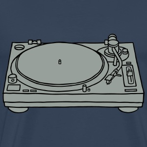 Record player 2 Other - Men's Premium T-Shirt