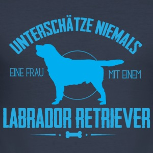 UN Labrador Retriever Pullover & Hoodies - Männer Slim Fit T-Shirt