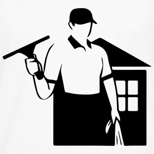 window cleaner T-Shirts - Men's Premium Longsleeve Shirt