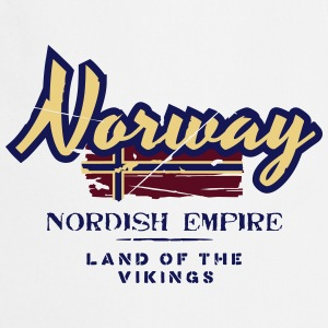 Norway - Nordish Empire - Land of the Vikings T-Shirts - Kochschürze