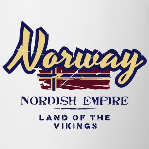 Norway - Nordish Empire - Land of the Vikings T-Shirts - Tasse
