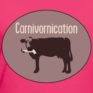 Carnivornication - Frauen Bio-T-Shirt