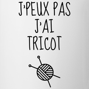 Tricot / Tricoter / Tricoteuse / Broderie Tee shirts - Tasse