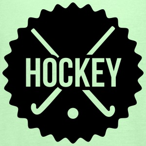 hockey T-Shirts - Women's Tank Top by Bella