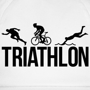 triathlon T-Shirts - Baseball Cap