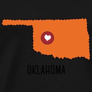 Oklahoma State Herz Other - Men's Premium T-Shirt