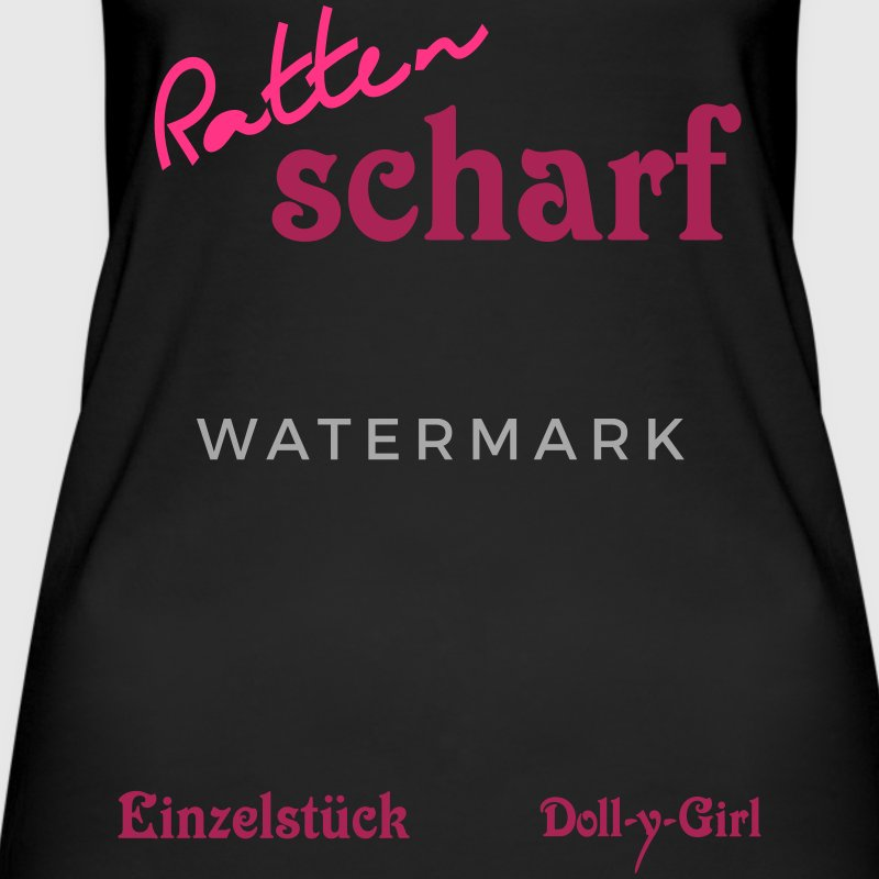 Rattenscharf Tops - Frauen Bio Tank Top