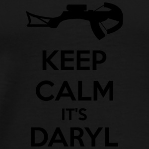 Keep Calm It's Daryl Sonstige - Männer Premium T-Shirt