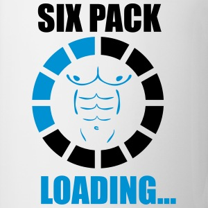 Six pack loading,camisetas devertidas - Mok