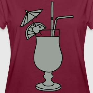 Cocktail 2 Tabliers - T-shirt oversize Femme