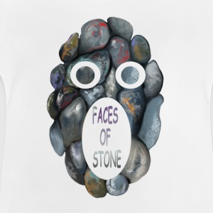 FACES OF STONE - Baby T-Shirt