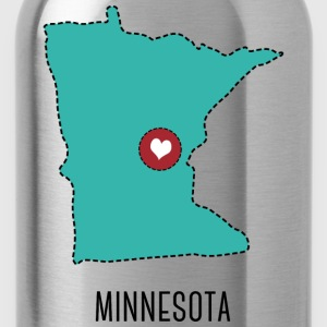 Minnesota State Herz Other - Water Bottle