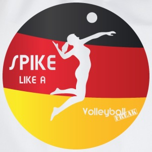 VolleyballFREAK spike-woman-deutschland M - Turnbeutel